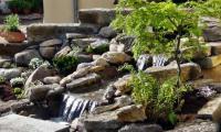 Wasserfallstufen
